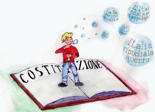 La Costituzione a Scuola