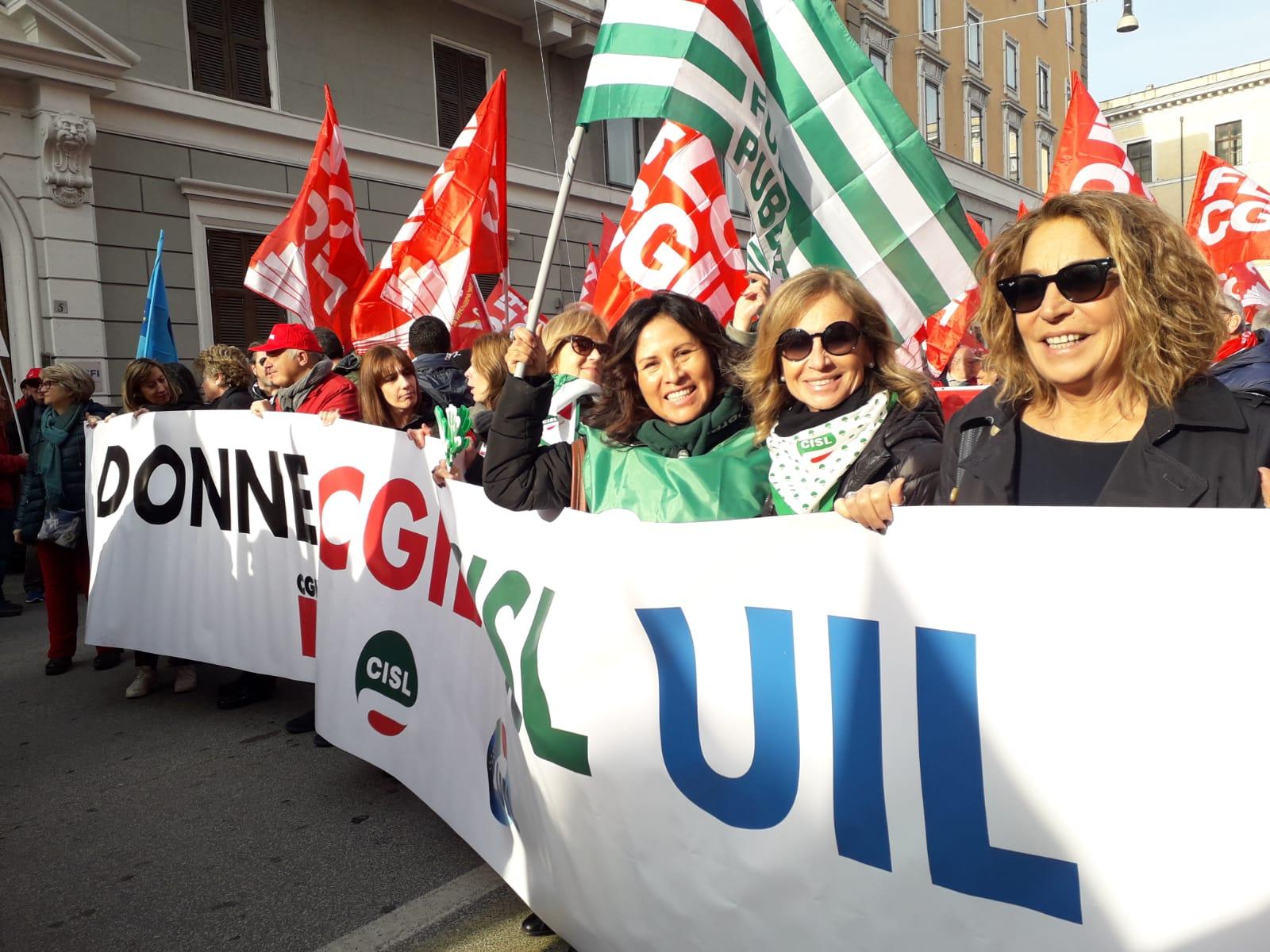 Alle donne italiane serve cambiamento