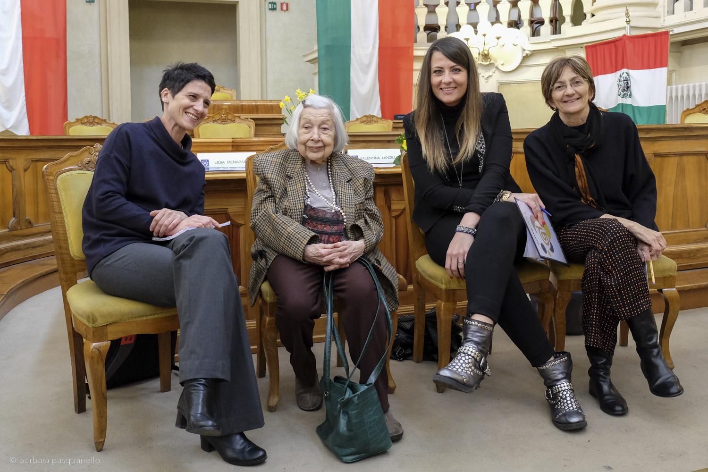 Reggio Emilia, Europa femminile singolare