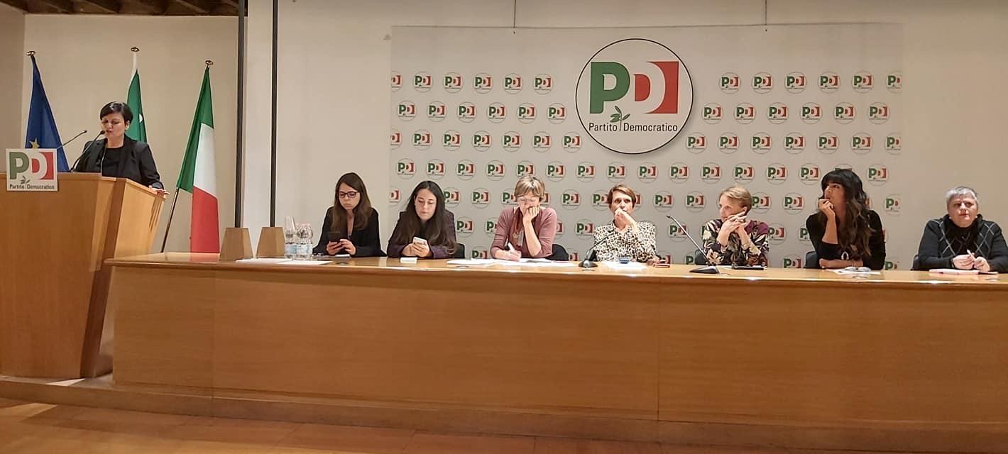Democratiche, nel Lazio riparte la Conferenza delle donne