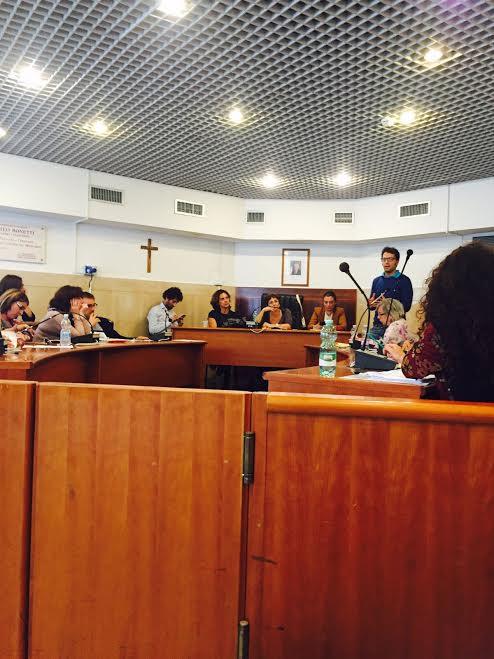 AEC. Nuova riunione del GLH del Municipio II
