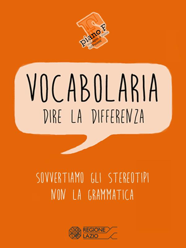 E' in arrivo Vocabolaria.
