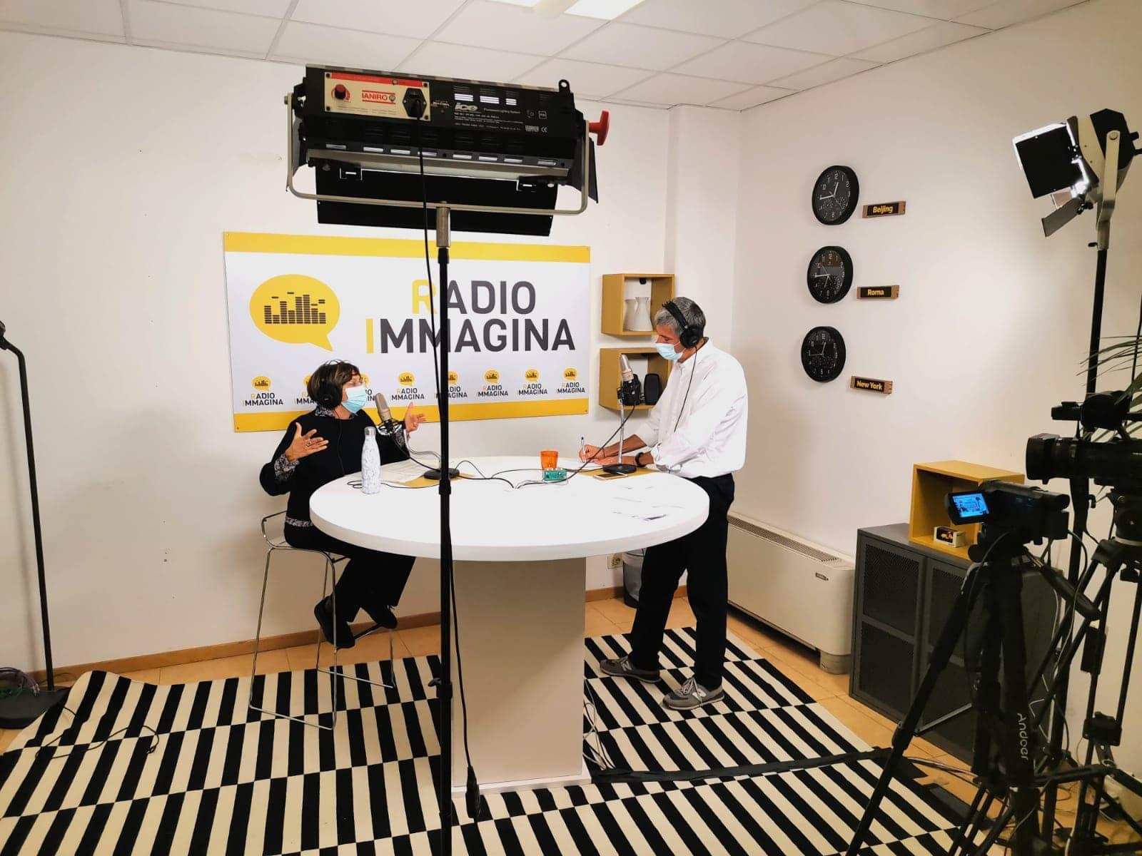 Radio Immagina, puntata zero