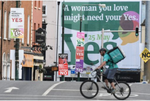 Aborto, a cosa ha detto sì l'Irlanda